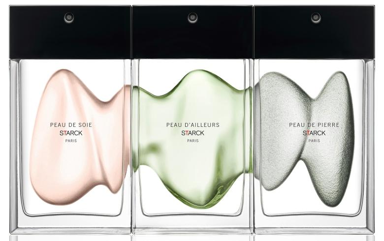 鬼才設計師Philippe Starck,首次推出同名香水,外觀如雕塑品一樣的香水設計。(圖為Philippe Starck提供)