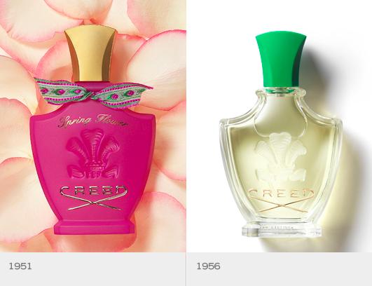 圖左,GREED為奧黛麗赫本量身訂做的香水;圖右,則是為摩納哥王儲大婚量身訂做的香水。(圖:取自官網)