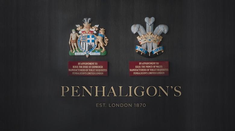 Penhaligon's創立於1870年,圖取自官網。