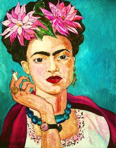 9314c13b11081519fb394f7df217419c--frida-art-frida-kahlo-artwork