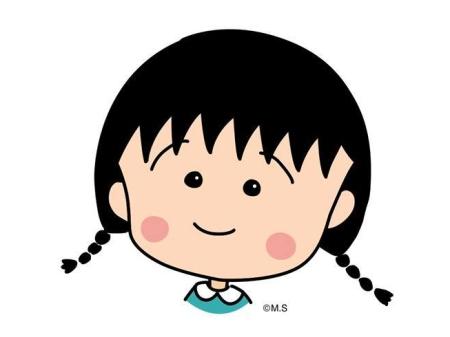 櫻桃子老師自畫像。